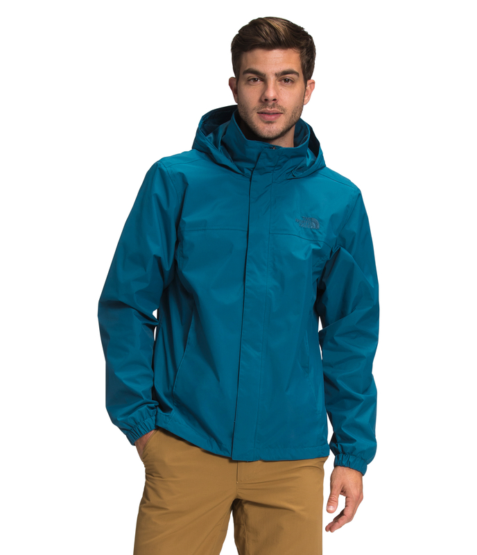 THE NORTH FACE MEN'S RESOLVE 2 RAIN JACKET NF0A2VD5