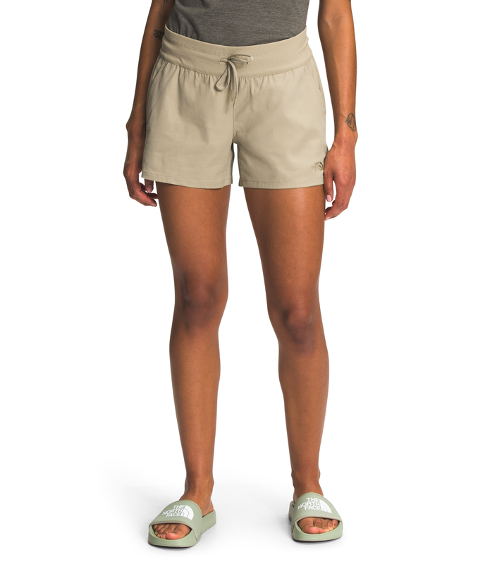 "THE NORTH FACE WOMEN'S APHRODITE MOTION SHORT REG 4"" INSEAM"