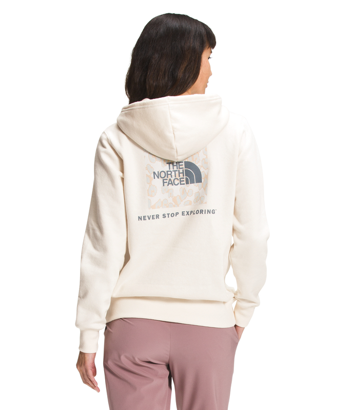 THE NORTH FACE WOMEN'S BOX NSE PULLOVER HOODIE NF0A475Y