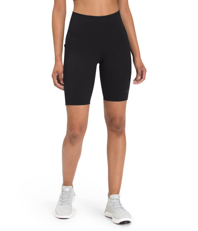 "THE NORTH FACE WOMEN'S MOTIVATION HIGH RISE POCKET 9"" SHORT"