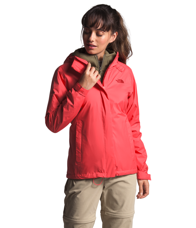 THE NORTH FACE WOMEN'S VENTURE 2 RAIN JACKET NF0A2VCR