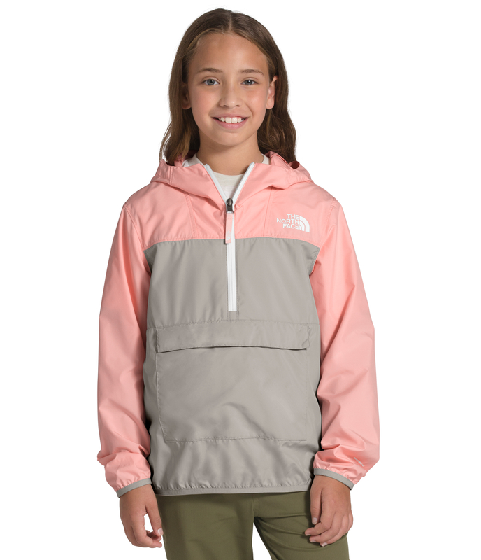 THE NORTH FACE YOUTH FANORAK NF0A4ATB