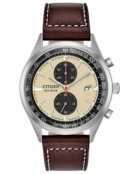 Citizen Chandler Eco-Drive Chronograph Men's Watch CA7020-07A