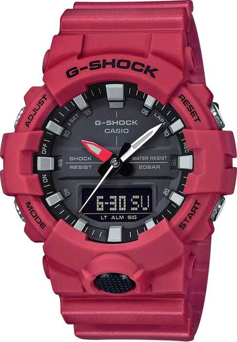 G-Shock Watch GA800-4A