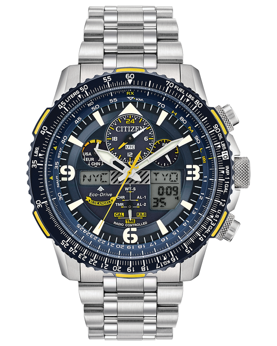 Citizen Promaster Blue Angels Skyhawk A-T JY8078-52L