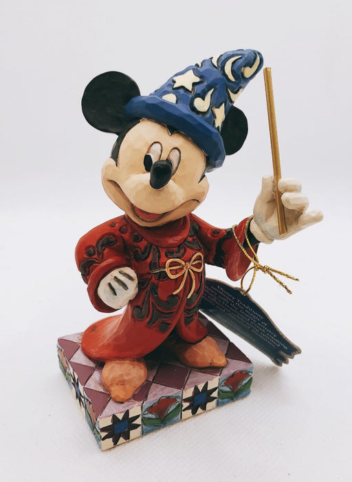 Disney Traditions Sorcerer Mickey Figurine