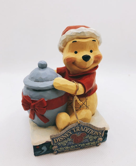 DISNEY TRADITIONS Winnie the Pooh Christmas