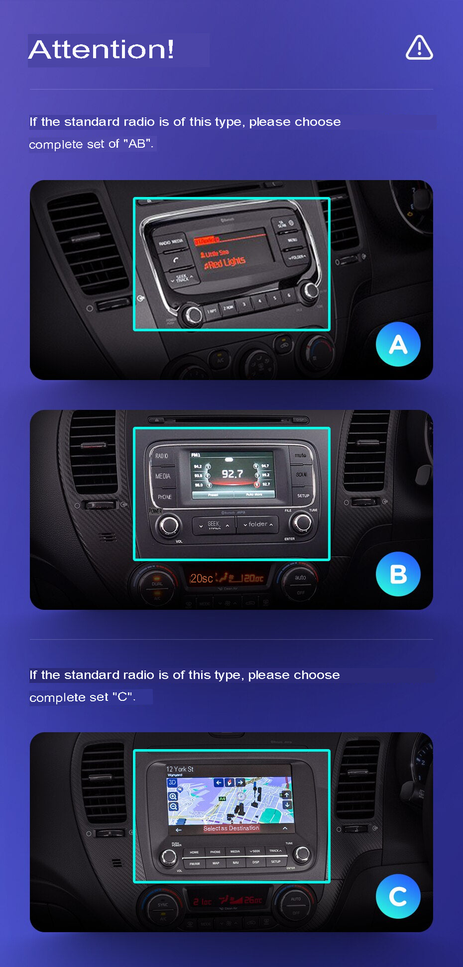 best Head unit android upgrade audio system