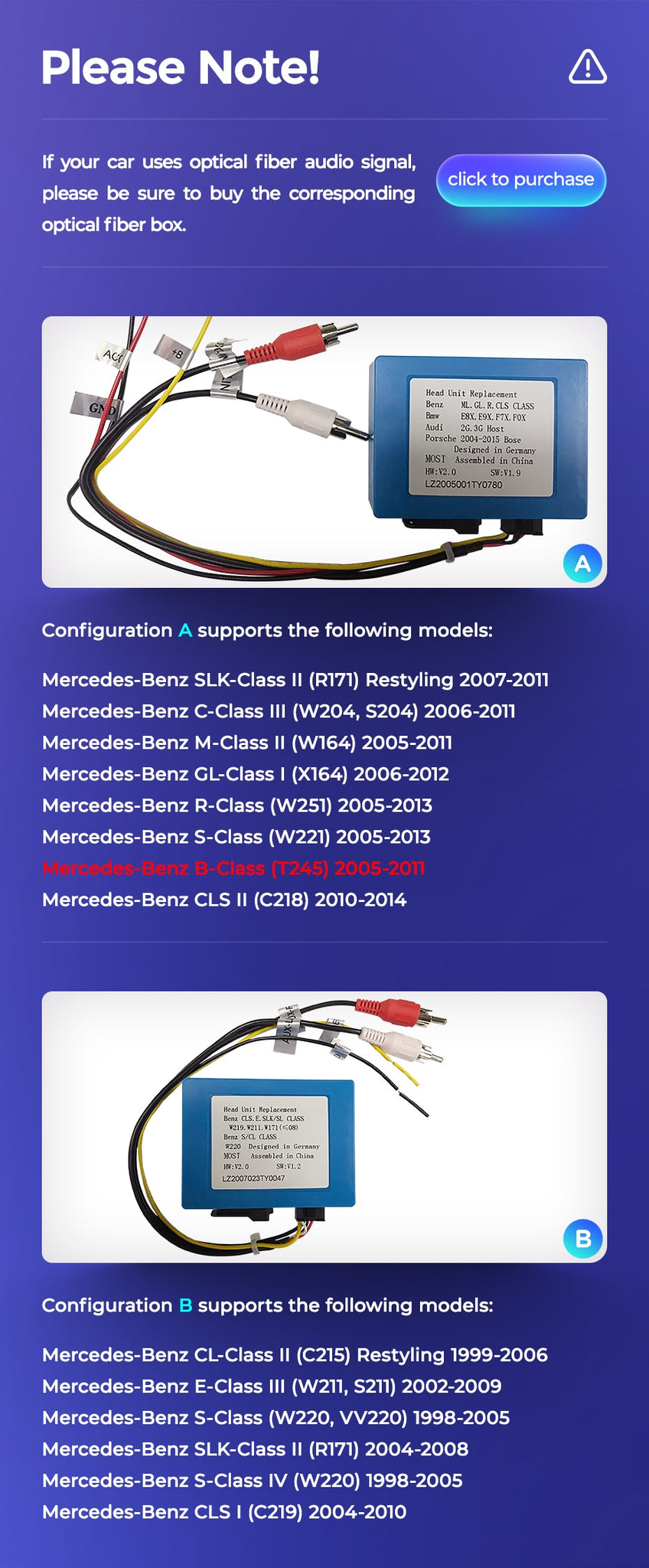 mercedes benz b class caraudio android play car play
