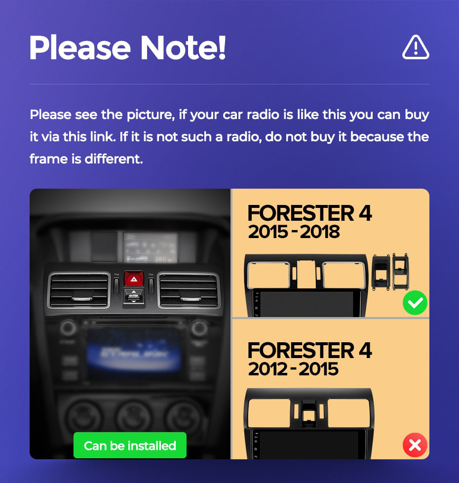 subaru forester caraudio android auto latest best apple play