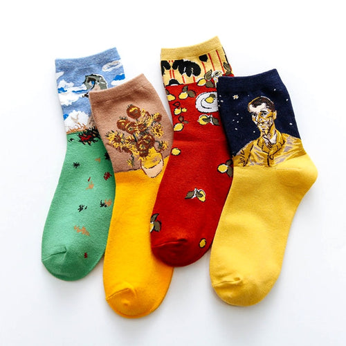 Art Socks - Veronique Collection