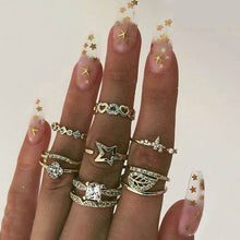 Load image into Gallery viewer, 15 pcs Ring Set - Veronique Collection