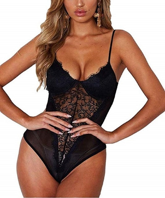 Angle Bodysuit - Veronique Collection