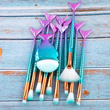 Load image into Gallery viewer, Mermaid Brush Set - Veronique Collection
