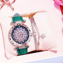 Load image into Gallery viewer, Starry Watch And Bracelet - Veronique Collection