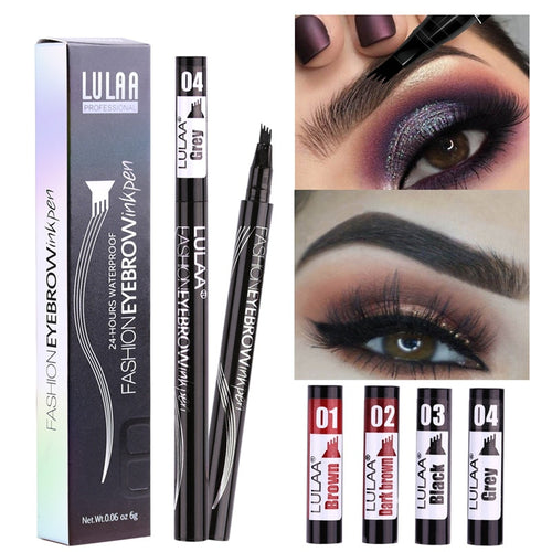 4 Head Microblading Eyebrow Pencil - Veronique Collection