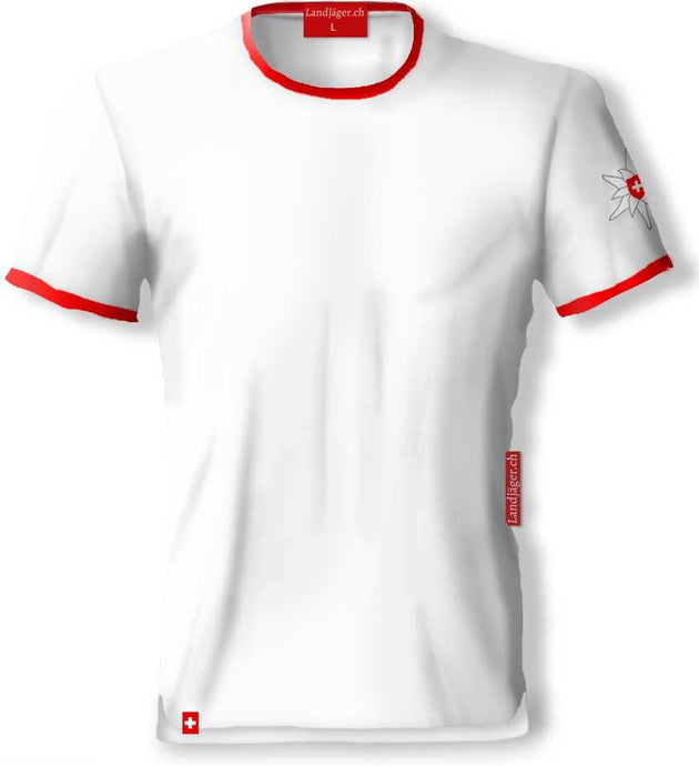 T-Shirt Neutral - Landjäger.ch