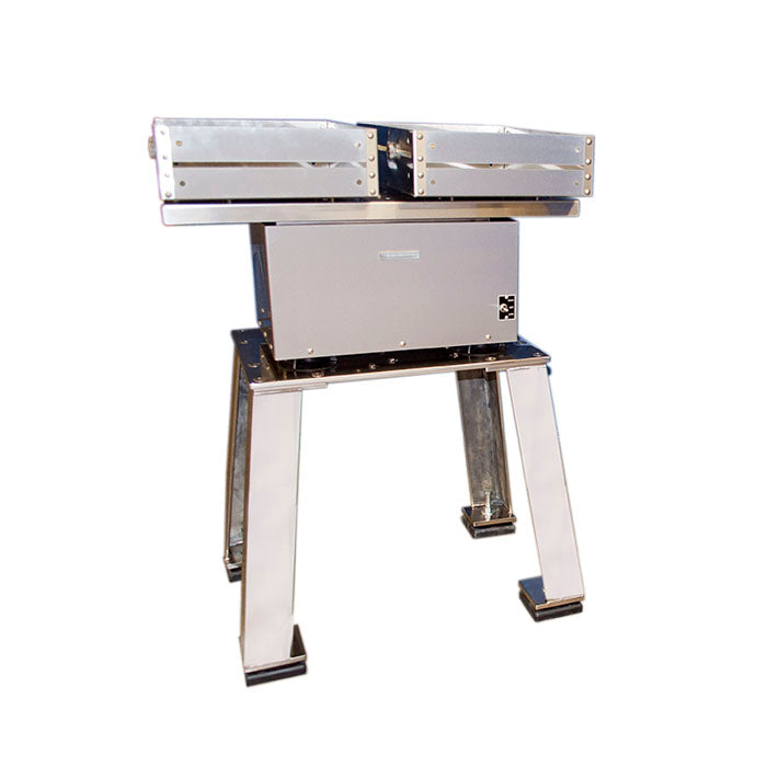E6010.SS Stainless Steel Reciprocal Shaker - Eberbach Corporation