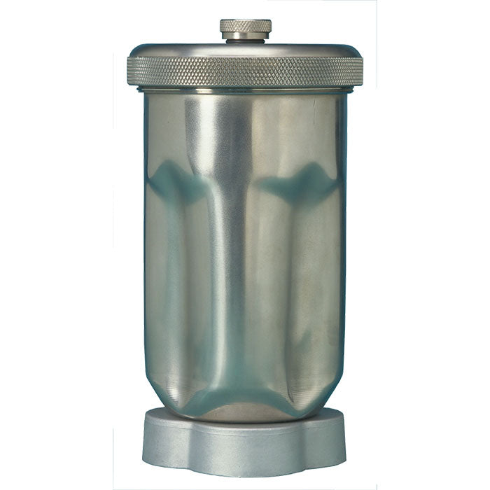 Heavy Duty 1-Liter Stainless Steel Blending Container