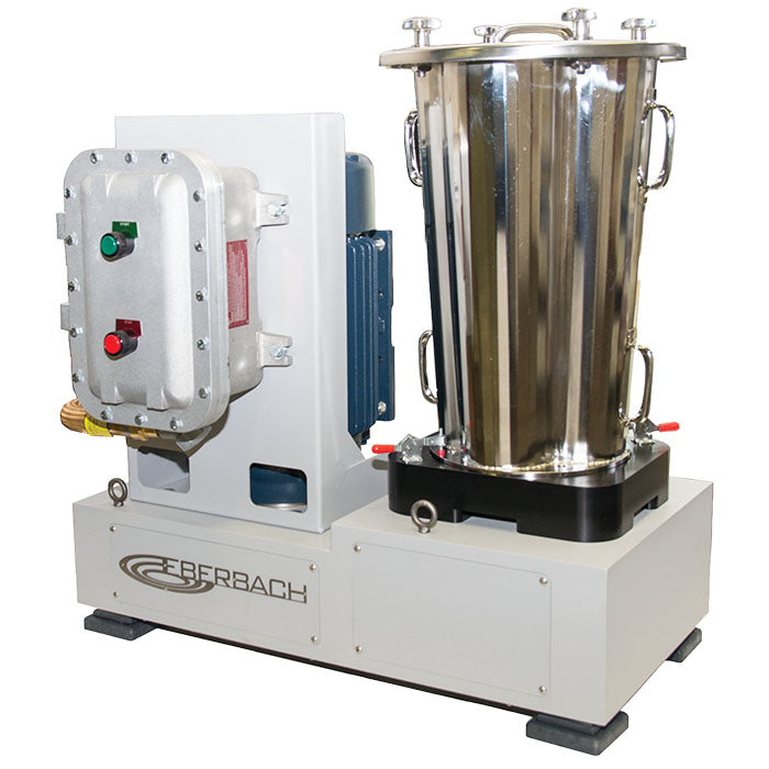 Model E8805 - 20 Liter Explosion Proof Blender with 20 Liter Container - Eberbach Corporation