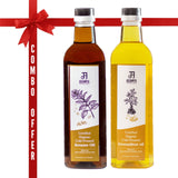 Sesame Oil and Groundnut Oil