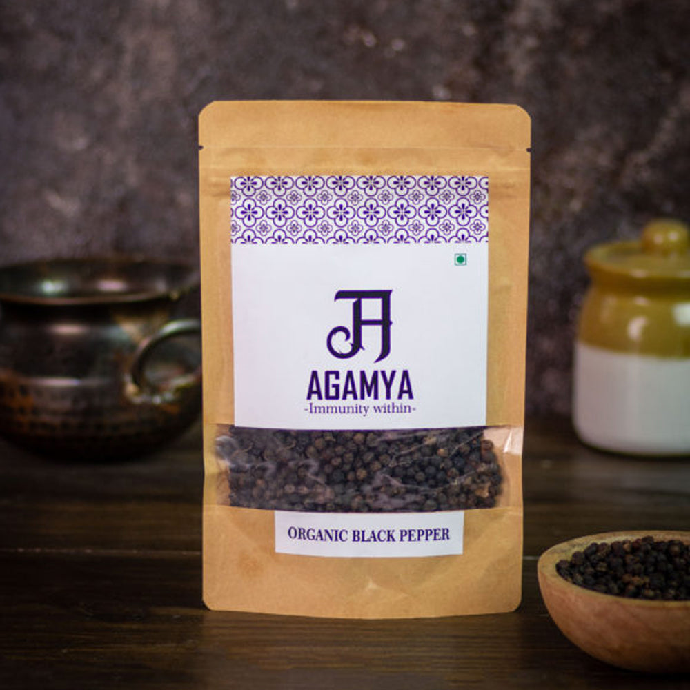 Black Pepper 100g