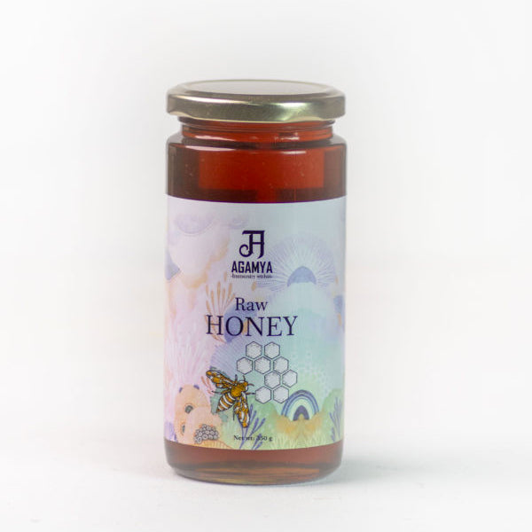 Raw Honey (350g)