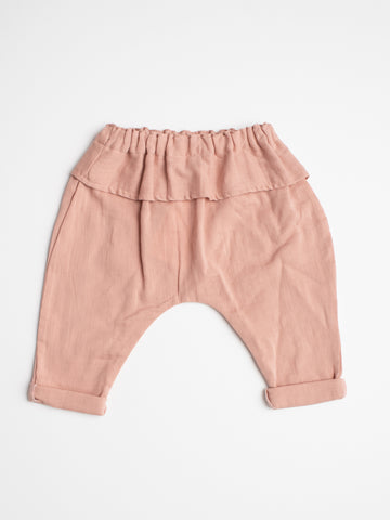 Harem Pant - Dusty Pink