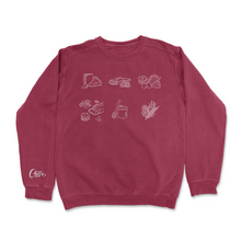 Load image into Gallery viewer, That Crew Neck - Cheese By Numbers Edition