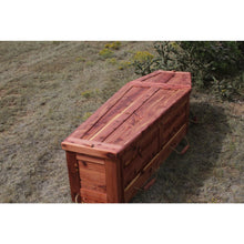 "Load image into Gallery viewer, ""PIONEER"" COFFIN"