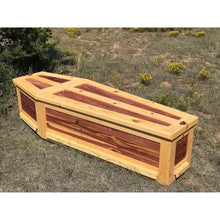 Load image into Gallery viewer, 100% GREEN/KOSHER COFFINS