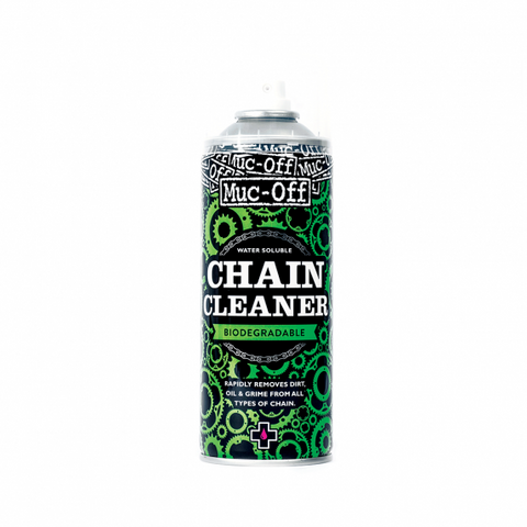 MUC-OFF CHAIN CLEANER AEROSOL/400ml