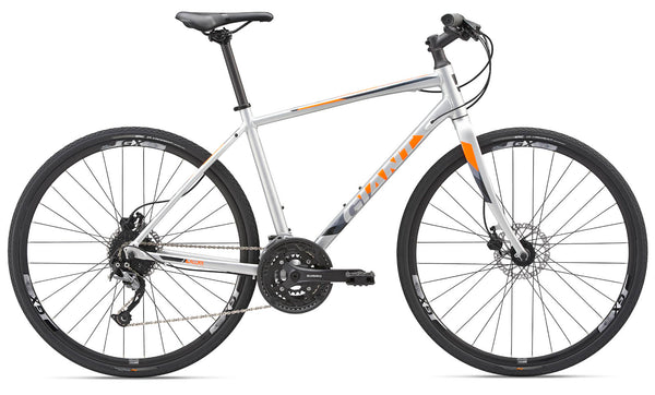 2019 Cross City 1 Disc
