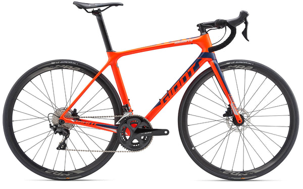 2019 TCR Advanced 2 Disc