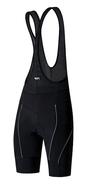 SANTINI LADIES REA 2.0 BIBSHORTS