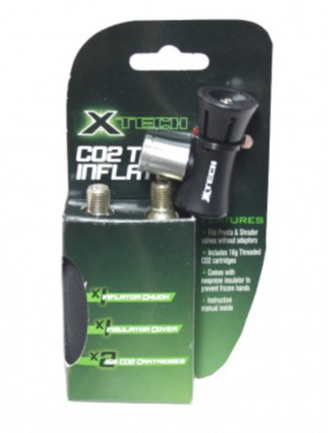 X-Tech Co2 Tyre Inflator