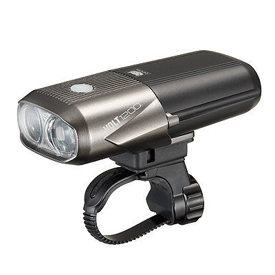 Cateye VOLT 1200 - USB RECHARGEABLE 1200 LUMENS