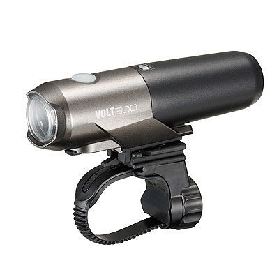 Cateye VOLT 300  -USB RECHARGEABLE 300 LUMENS