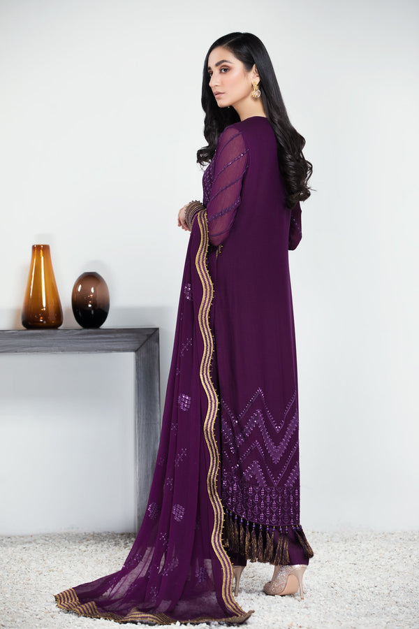 FARASHA - PURPLE LUXE