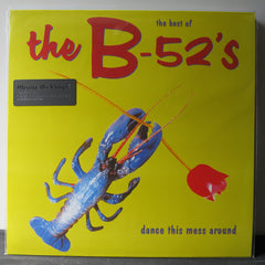 B-52's 'Best Of - Dance This Mess Around' 180g Vinyl LP