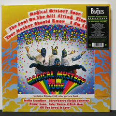 BEATLES 'Magical Mystery Tour' Remastered 180g Vinyl LP