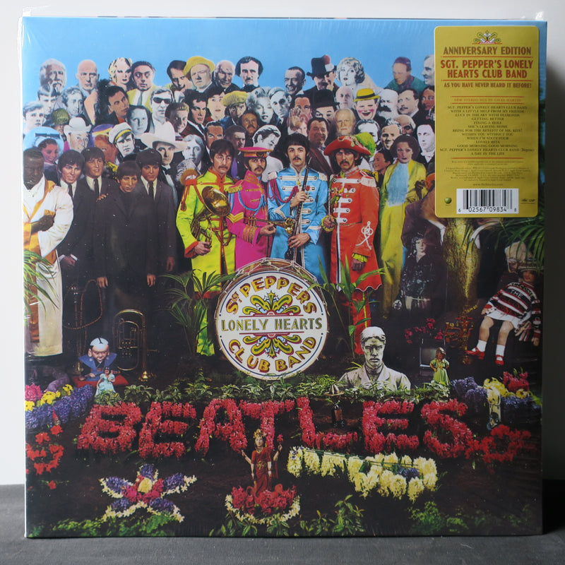 BEATLES 'Sgt. Pepper's Lonely Hearts Club Band' Vinyl LP