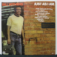BILL WITHERS 'Just As I Am' 180g Vinyl LP