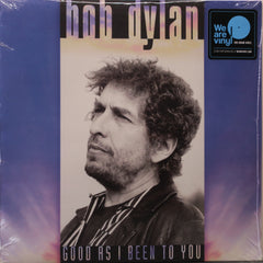 BOB DYLAN 'Good As I Been To You' 180g Vinyl LP