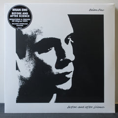 BRIAN ENO 'Before And After Science' Remastered 180g Vinyl LP