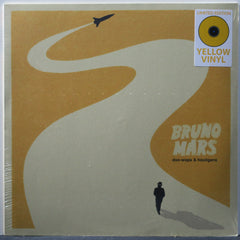 BRUNO MARS 'Doo-Wops & Hooligans' YELLOW Vinyl LP