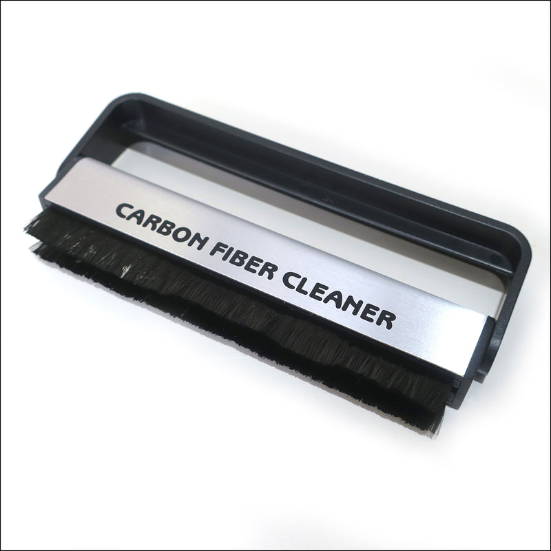 Dust Removal: Carbon Fibre Record Cleaning Brush
