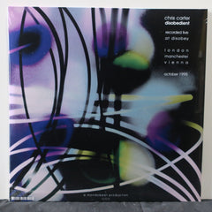 CHRIS CARTER 'Disobedient' PURPLE Vinyl 2LP