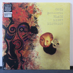 COIL presents BLACK LIGHT DISTRICT 'A Thousand Lights In A Darkened Room' Vinyl 2LP