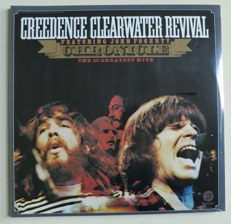 CREEDENCE CLEARWATER REVIVAL 'Chronicle' 180g Vinyl 2LP